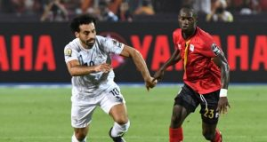 Mo Salah sets up Egypt for last 16