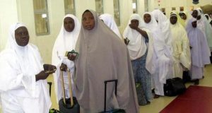 Some of the Nigerian-Hajj-pilgrims