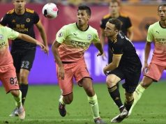 Wolverhampton Wanderers defeat Manchester City to win Asia Trophy