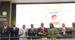 Airtel Africa listing on NSE