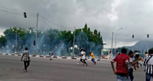 Shiites clash with police in Abuja