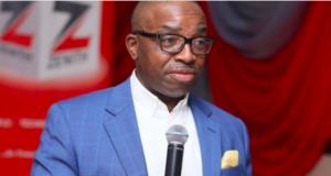 Ebenezer Onyeagwu, Zenith Bank MD