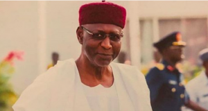 Abba Kyari, Buhari's Chief of Staff