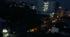 Blackout in PortHarcourt