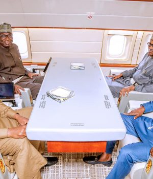 Buhari's entourage to Japan