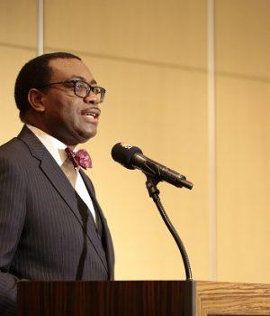 Dr. Akinwunmi Adesina, AfDB President