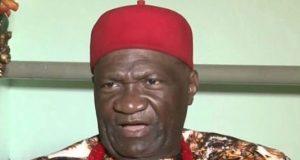 John Nwodo, Ohanaeze-President-General