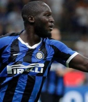 Lukaku scores on his Inter Millan debut