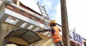 MFM Church repairs