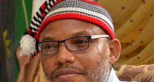 Nnamdi Kanu, fugitive IPOB leader