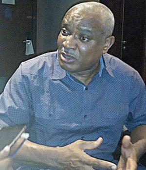 Okoi Obono-Obla, suspended Chairman, Special Presidential Task Force