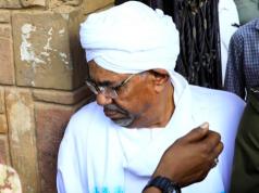 Omar al-Bashir, deposed Sudanese president