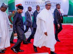 President Muhammadu Buhari, Yemi Osinbajo