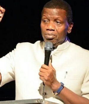 Pastor Enoch Adejare Adeboye