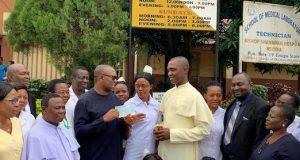 Peter Obi at Shanaham