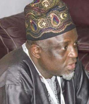 Prof. Ishaq Oloyede, JAMB Registrar