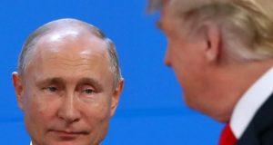 Putin vrs Trump