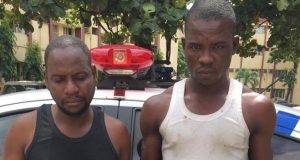 Sodiq Musa and Saidu Atiku arrested by RRS operatives