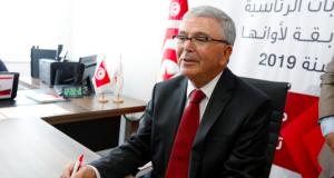 Tunisian Defence Minister Abdelkarim Zbidi