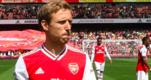 Nacho Monreal won the FA Cup thee times after joining Arsenal in January 2013