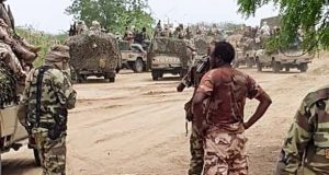 Suicide bomber kills five in Chad, including soldier