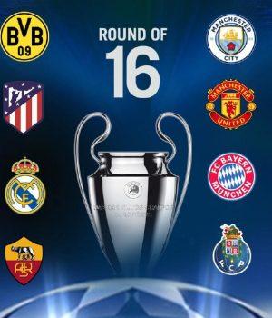 UEFA Championship draw