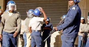 Zimbabwe police