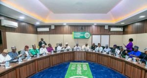 Governors meet to discuss NFIU's directive on LG funds