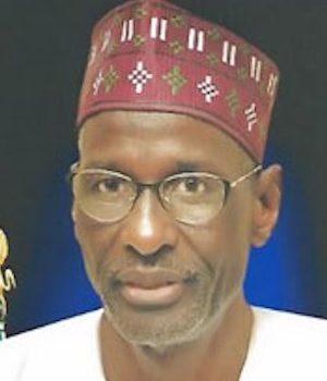 Baba Abba, Taraba INEC REC