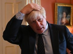 Boris Johnson, British PM