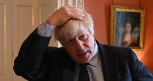 Boris Johnson, British PM