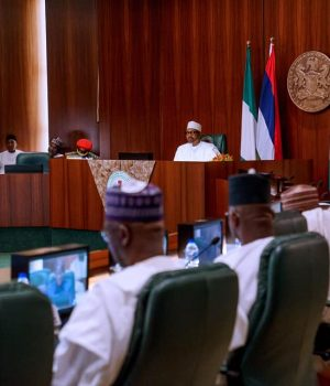 Buhari and APC leaders:Governors