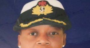 Commander Oluwayemisi Ogundana
