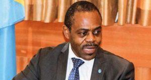 Dr Oly Ilunga-Kalenga, former DRC Health minister