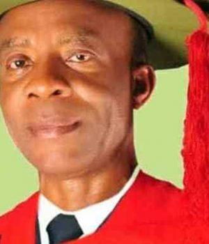 Prof. Ikechukwu Okeke