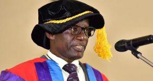 Prof. Boluwaji Olaleye of FUTA