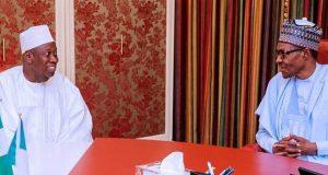 Gov. Ganduje and President Buhari