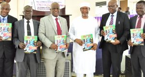 FUTA School of Health Sciences guest lecturers and others