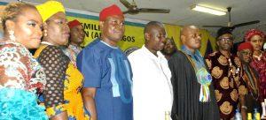 ADU Lagos lunch and fund raising