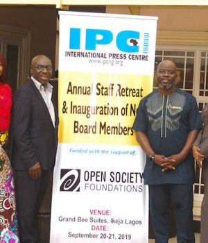 IPC. reconstituted board members