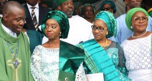 Dr. Mrs. Ibijoke Sanwo-Olu and others