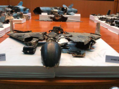 Iranian drones used to blow up Saudi Aramco