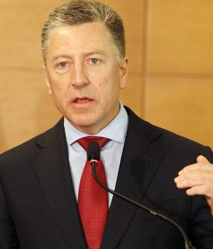 Kurt Volker, US Department Special Representative for Ukraine