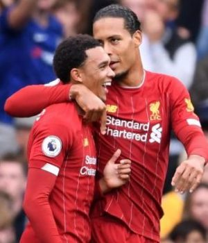 Liverpool beat Chelsea to reclaim five-point lead