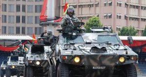 Military hardwares