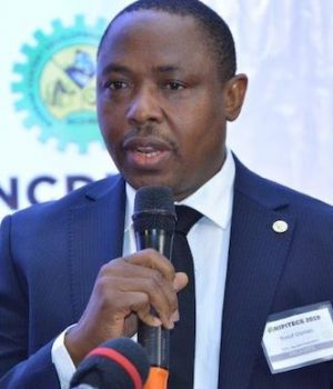 Chief Operating Officer, Gas & Power, Engr. Yusuf Usman