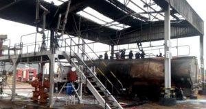 NNPC Ibadan loading depot