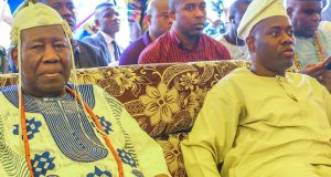 Olubadan-of-Ibadan and Gov. Seyi Makinde