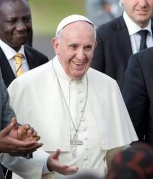Pope Francis begins Africa tour