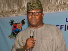 Prince Gbolahan Lawal, Lagos Agric. Commissioner